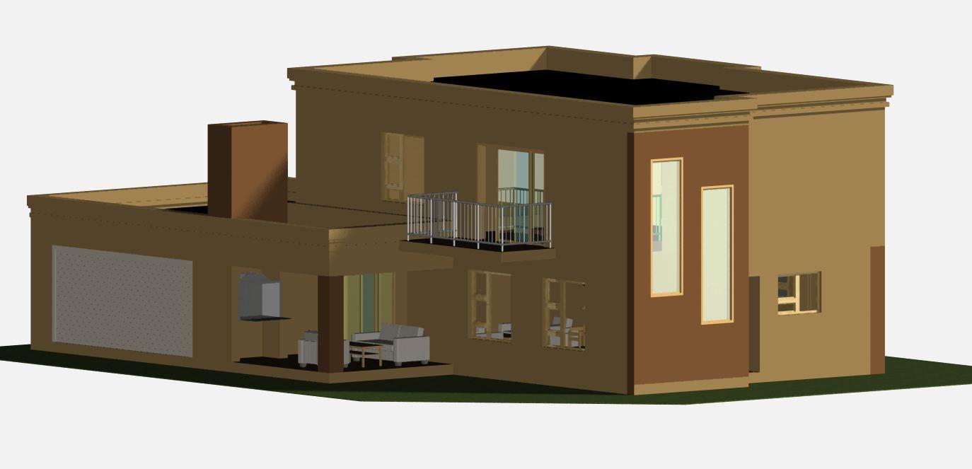 4 bedroom estate home plans tdp951m sa houseplans for Large estate home plans