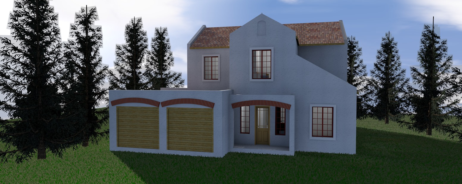 3 bedroom double story jdp830cd
