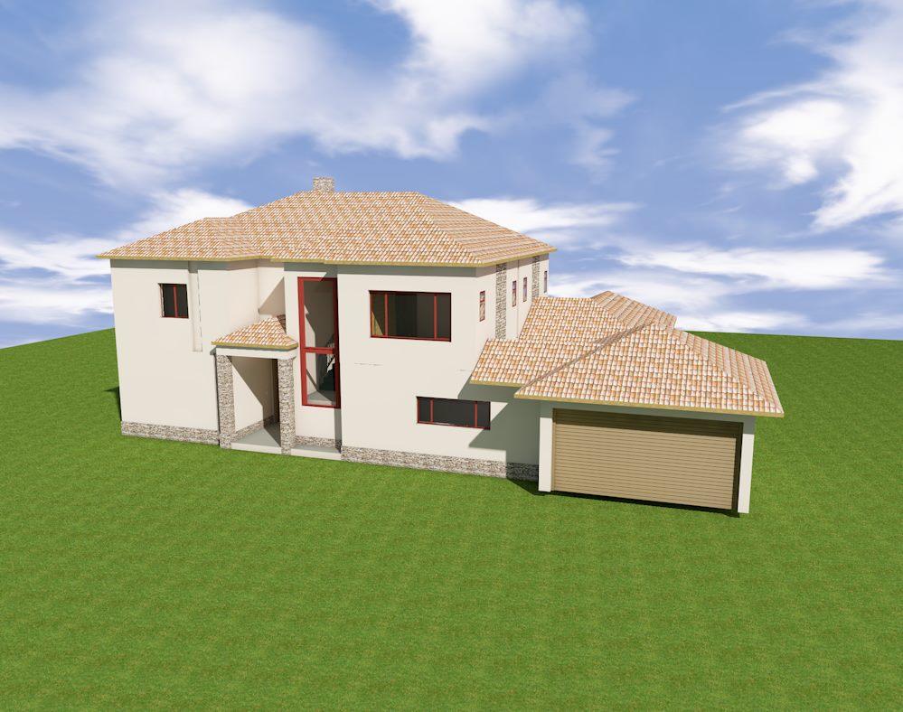 4 bedroom tuscan tdp837tusc sa houseplans for Sa house plans
